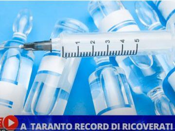 VACCINI RECORD RICOVERI TA